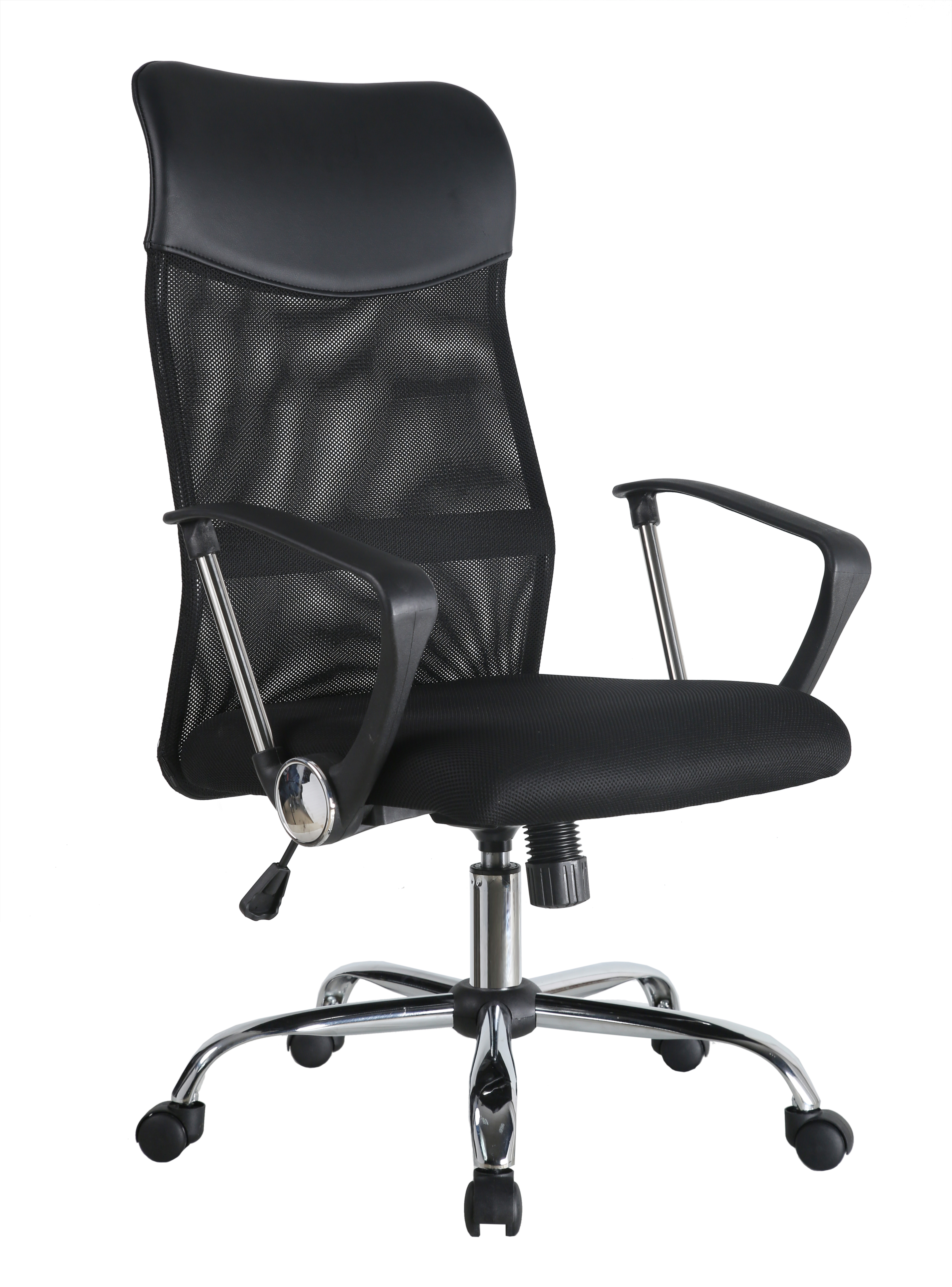 executive chair premium pu faux leather office high back