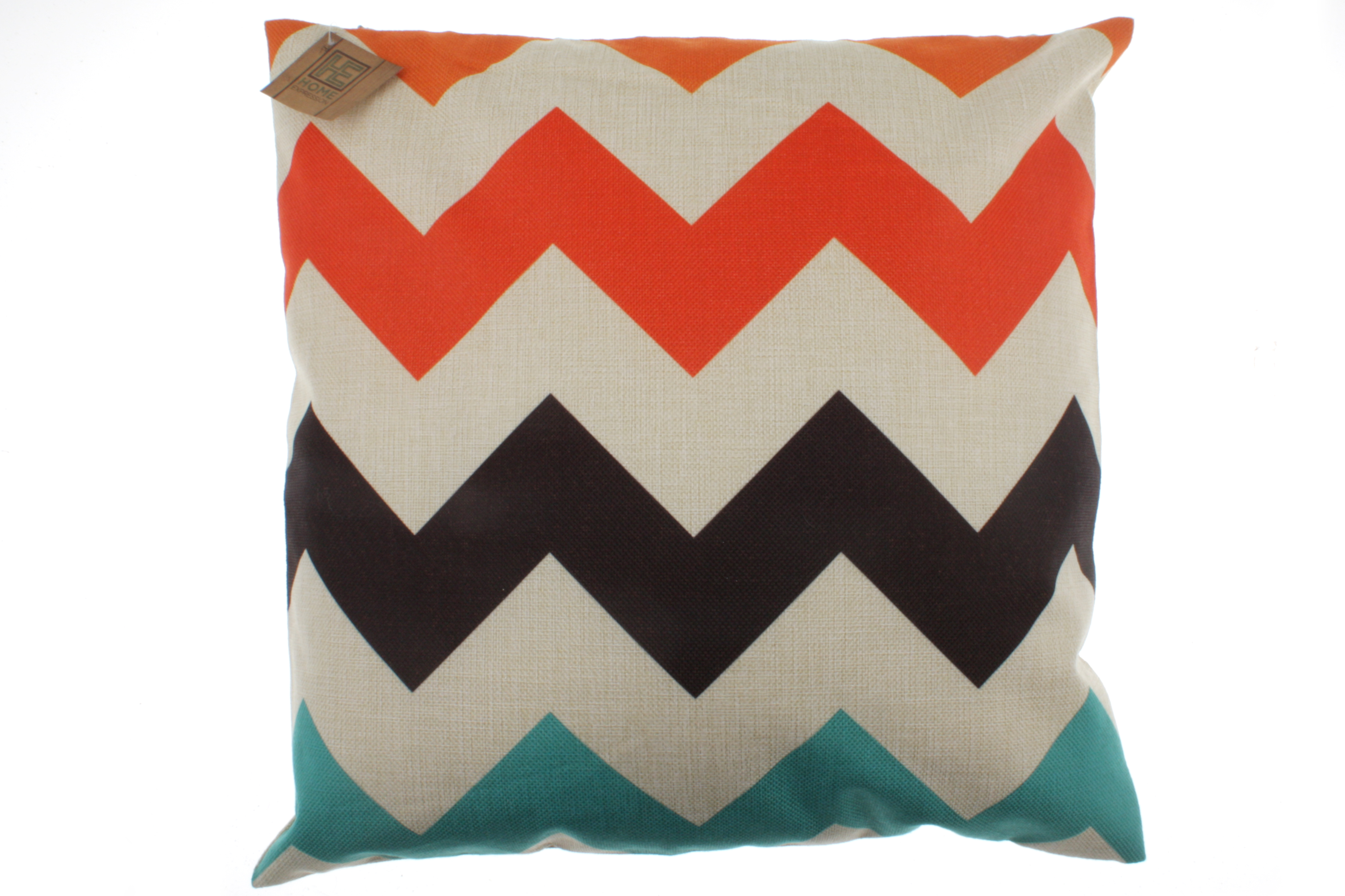 2 Sets Assorted Geometric Cushion Home Expression Fluffy