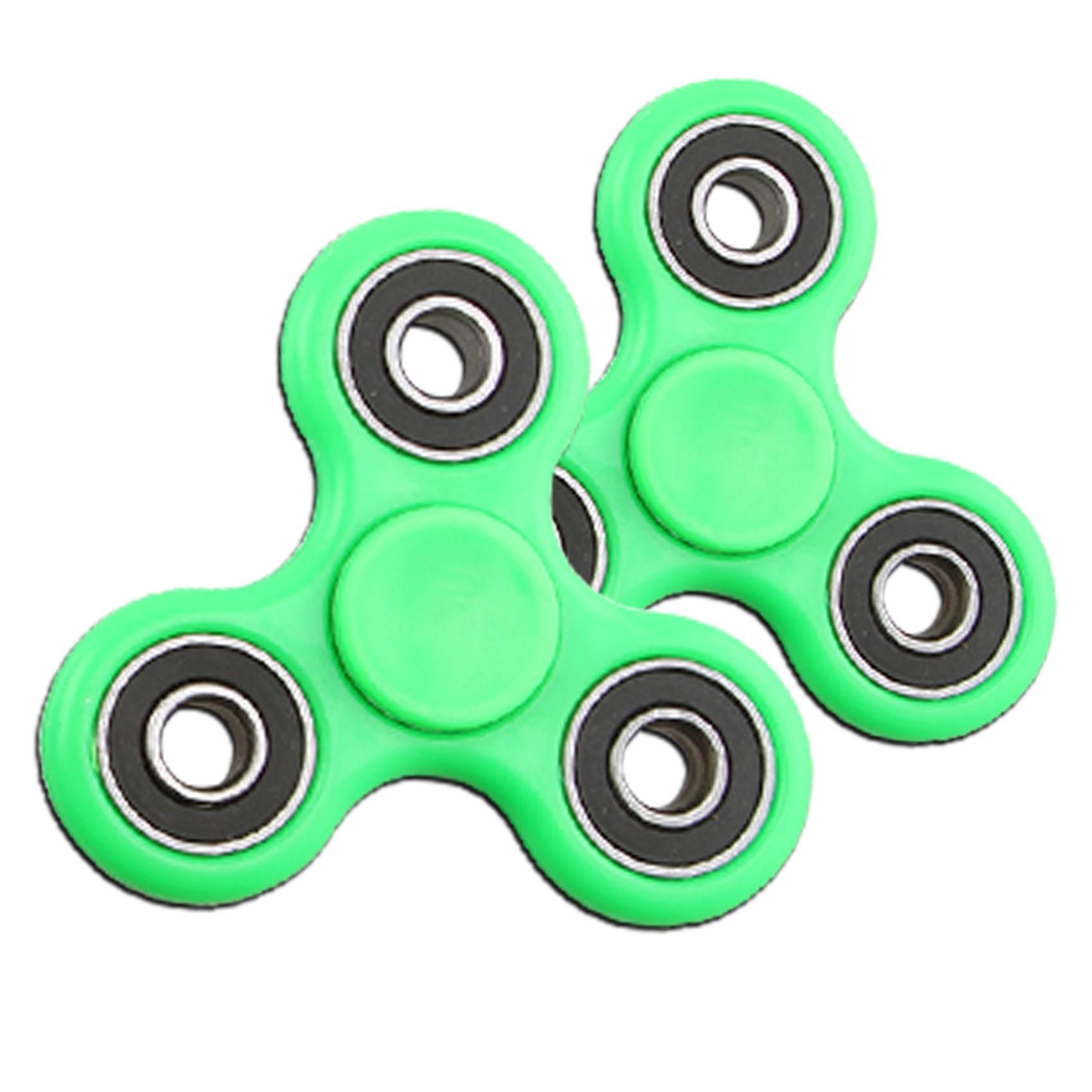 3D Finger Spinner Fid Hand Tri Focus Stress Toys Kids Adults