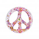 Peace Sign Inflatable Pool Float