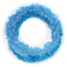 Feather Swim Ring Blue