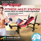 Fit Equip Multi-Station Bench Press