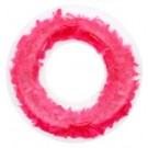 Feather Swim Ring Pink