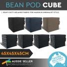 Beanpod Beanbag Cover | Cube